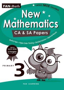 New Mathematics - CA & SA paper P3