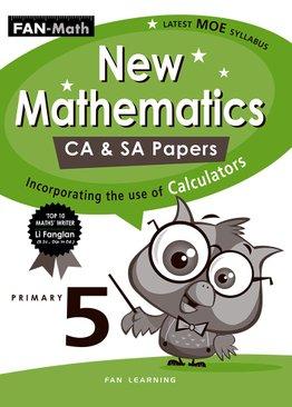 New Mathematics - CA & SA paper P5