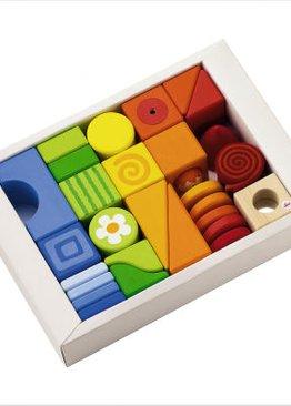Sevi - Fantasy Colourful Blocks