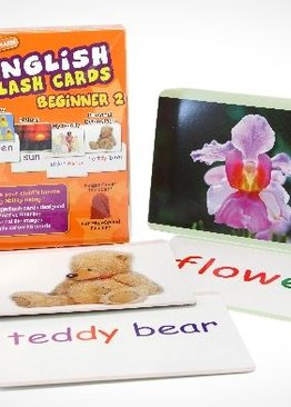 WINK to LEARN English Flash Cards - Beginner 2