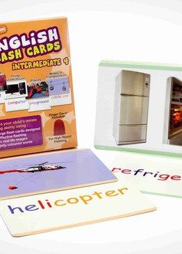WINK to LEARN English Flash Cards - Intermediate 4