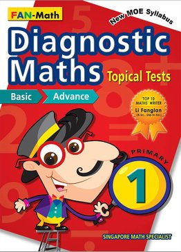P1 Diagnostic Maths Topical Tests