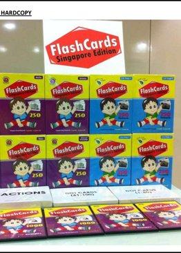 100 Verbs Flash Cards