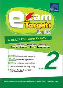 Exam Targets English Book 2