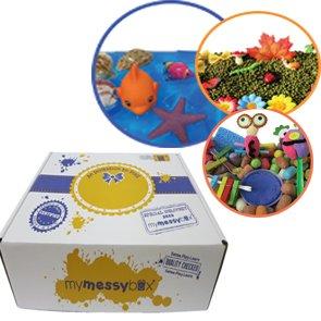 MyMessyBox Sensory Box