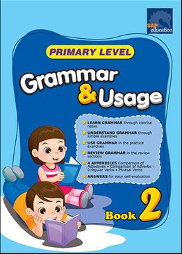 Primary Level Grammar and Usage Book 2
