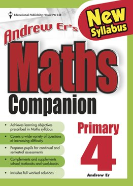 Andrew Er's Maths Companion 4
