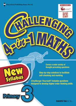 Challenging 4-In-1 Maths 3