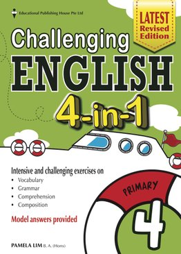 Challenging English 4-In-1 4