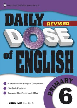 Daily Dose of English 6
