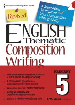 English Thematic Composition Writing 5