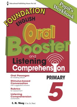 Foundation English Oral Booster & Listening Comprehension Package 5