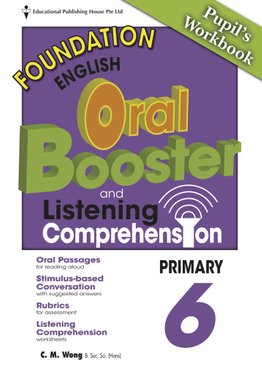 Foundation English Oral Booster & Listening Comprehension Package 6