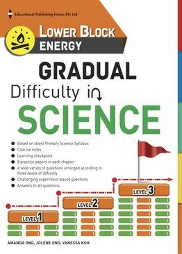 Gradual Difficulty in Science - Energy - Pri 3/4