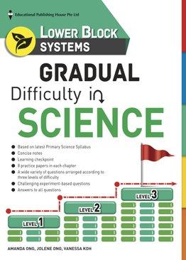 Gradual Difficulty in Science - Systems - Pri 3/4