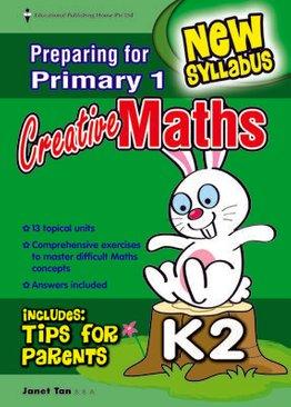 Preparing for P1 Creative Maths