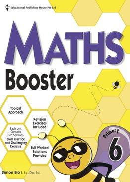 Maths Booster 6 (New Syllabus)