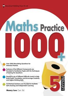 Maths Practice 1000+ 5 New Syllabus