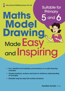 Model Drawing Made Easy And Inspiring 5/6