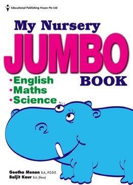 My Preschool Jumbo Book - Nursery