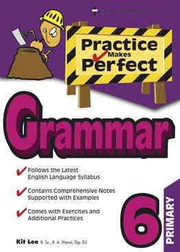 Practice Makes Perfect Grammar 6