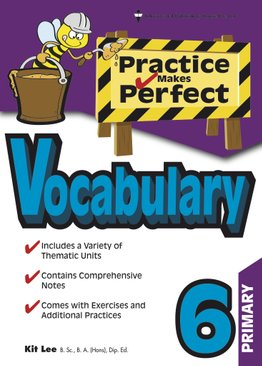 Practice Makes Perfect Vocabulary 6