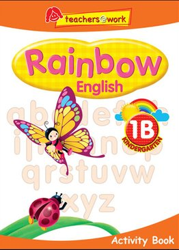 Rainbow English Activity Book K1B