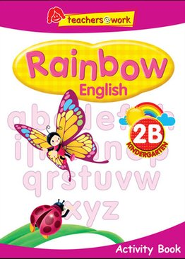 Rainbow English Activity Book K2B