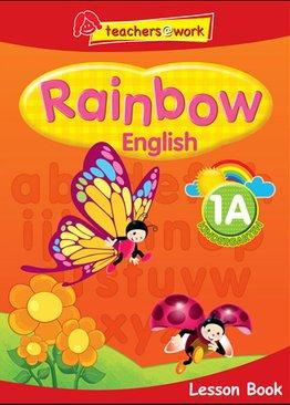 Rainbow English Lesson Book K1A