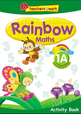 Rainbow Maths Activity Book K1A