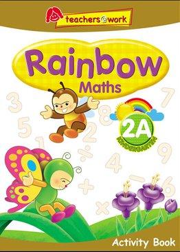 Rainbow Maths Activity Book K2A