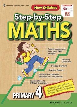 Step-By-Step Maths 4