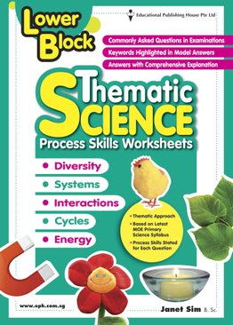 Thematic Science Process Skills Worksheets Pack - Lower Block Pri 3/4