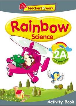 Rainbow Science Activity Book K2A