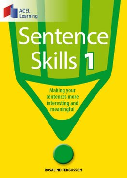 Sentence Skills 1