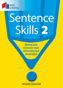 Sentence Skills 2