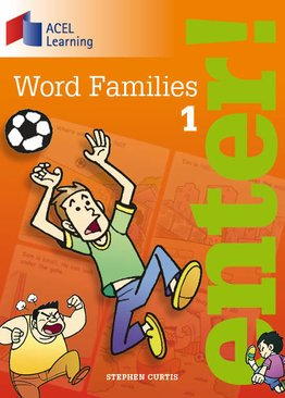 Enter: Word Families 1