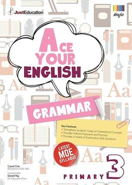Ace Your English Grammar Primary 3