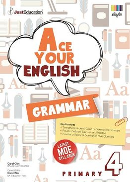 Ace Your English Grammar Primary 4