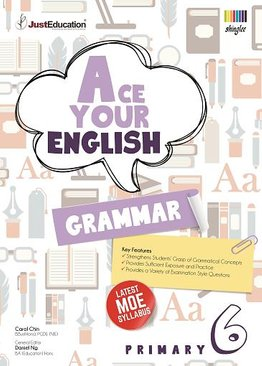 Ace Your English Grammar Primary 6