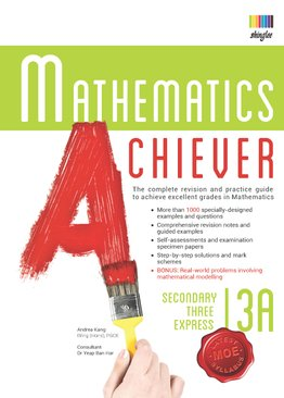 Mathematics Achiever 3A