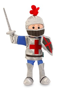 St. George Knight Puppet