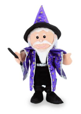 Merlin the Wizard Puppet