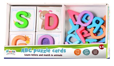 ABC Puzzle Cards