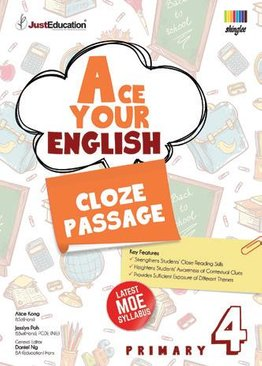 Ace Your English (Cloze Passage) Primary 4