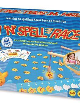 Fish N Spell Race