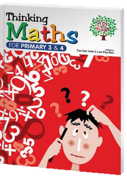 Problem Solving Learning Book Play N Learn Thinking Mathematics For Primary 3 & 4