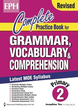 Complete Practice Book For Grammar, Vocabulary & Comprehension 2