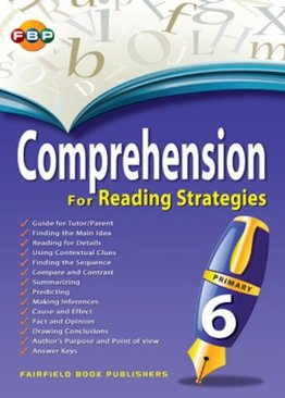 Comprehension for Reading Strategies - Primary 6