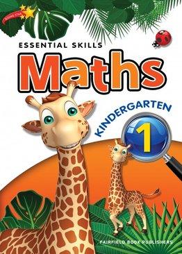 Essential Skills Kindergarten 1 Maths